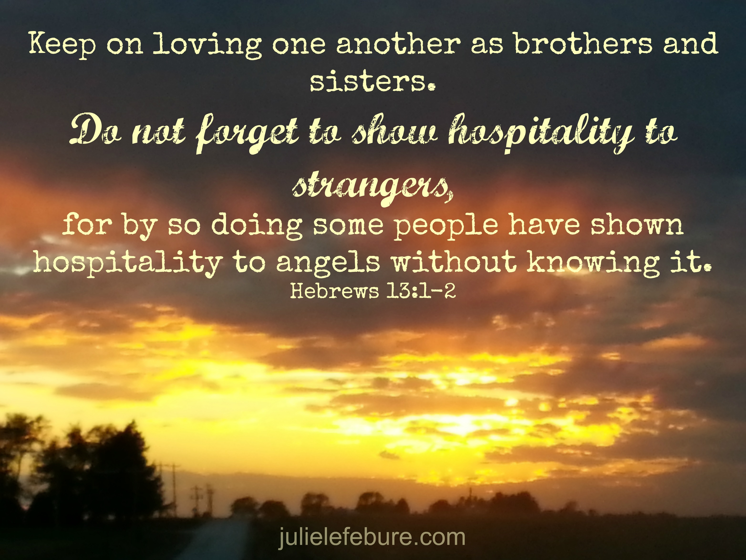how to show love to others