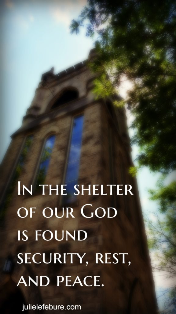 Shelter of our God