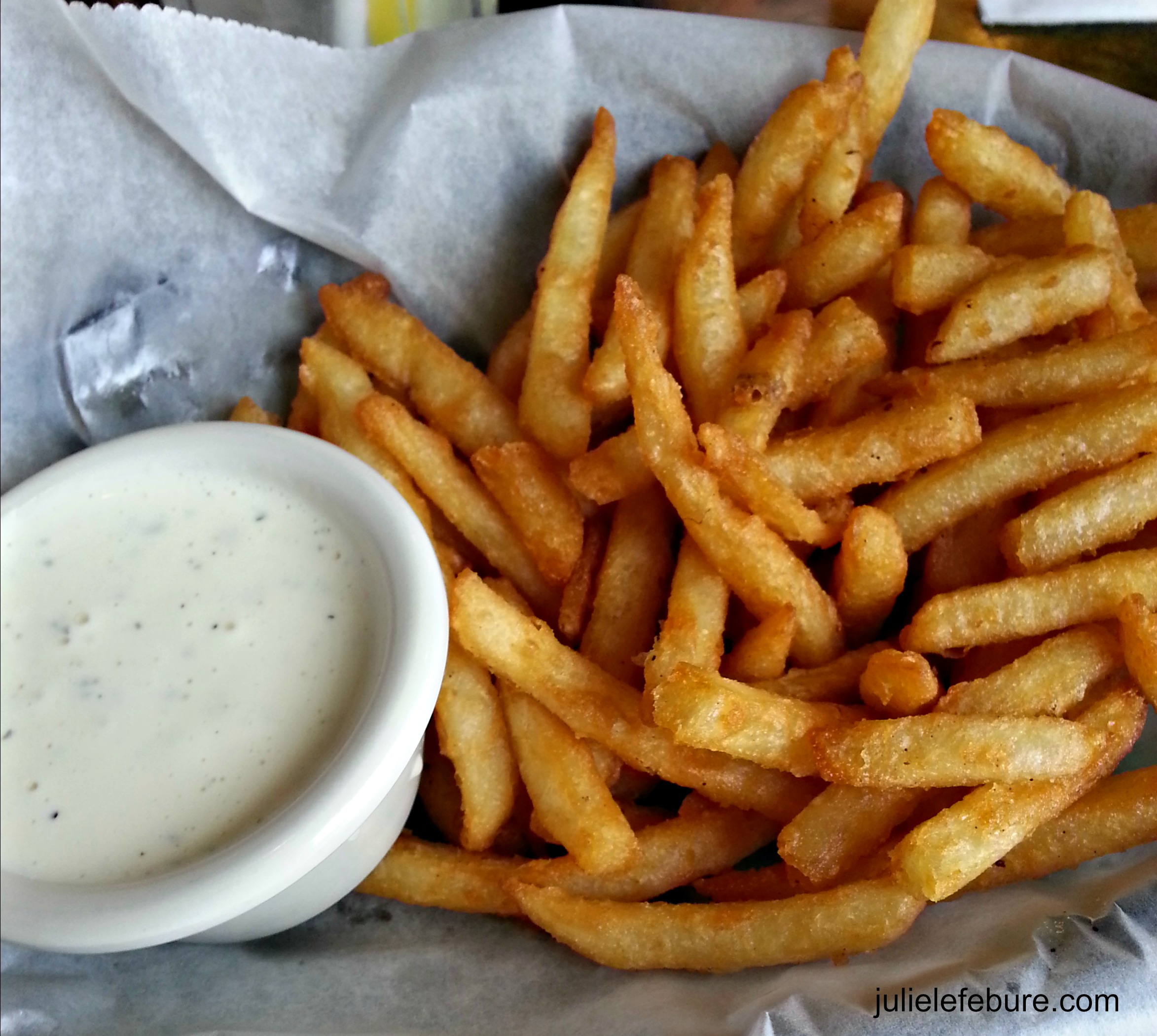 Temptation and French Fries