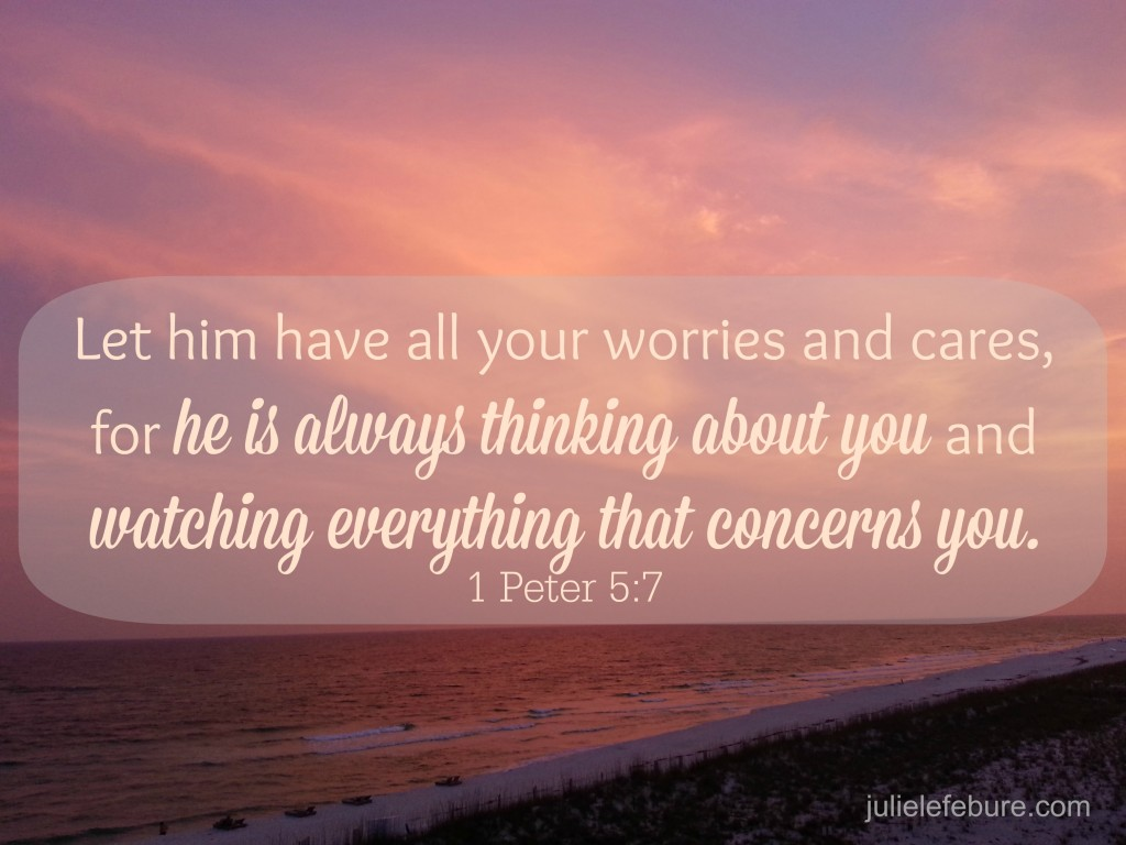 let your worries wash - photo #3