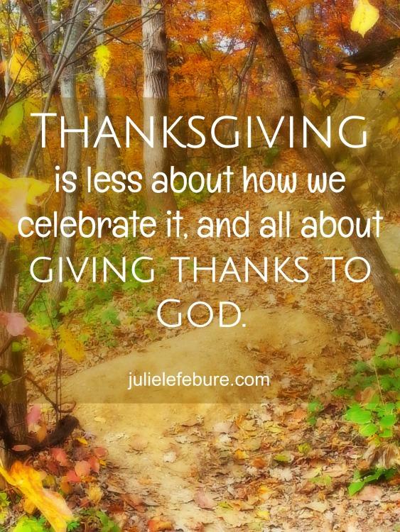 What I Learned This Week - November 29 - Julie Lefebure