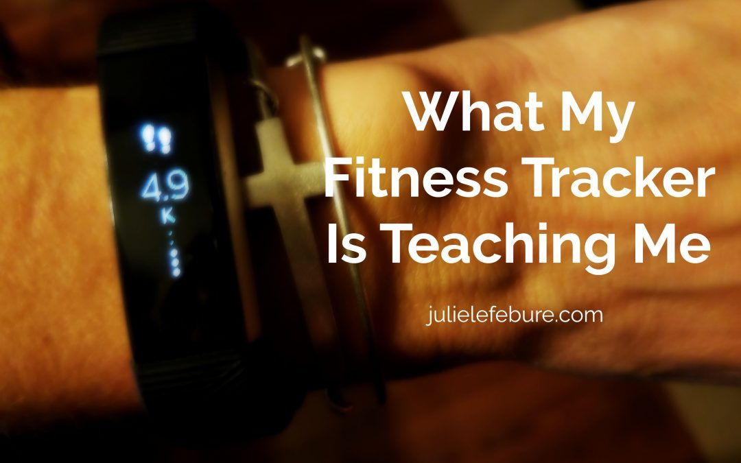 What My Fitness Tracker Is Teaching Me