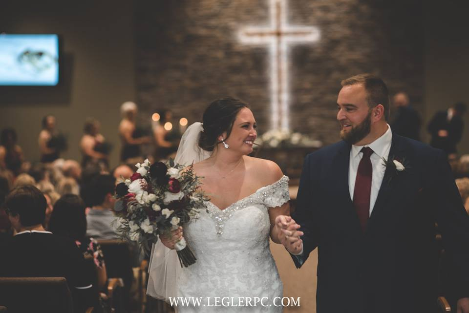 It Was A Dream-Come-True Kind Of Wedding