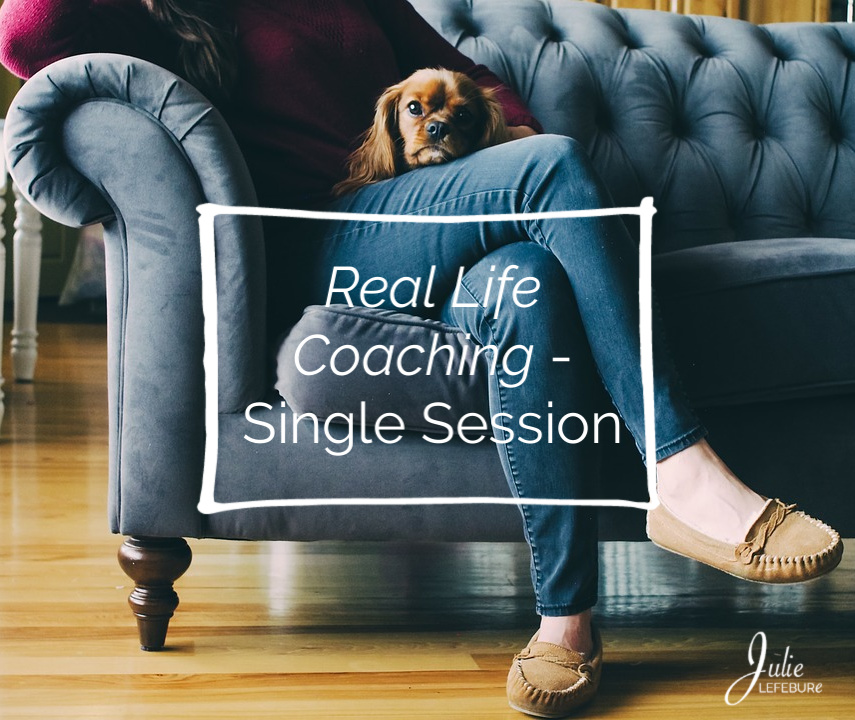Real Life Coaching - Single Session